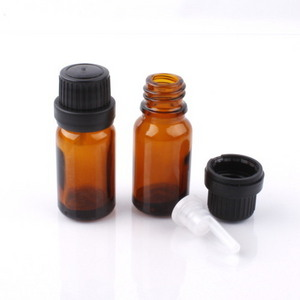 Amber Bottle - 10ml